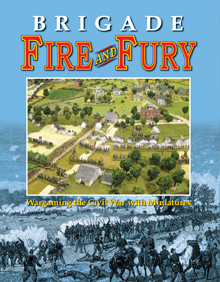 Second Edition of Brigade Fire and Fury