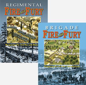 Fire and Fury Regimental and Brigade Rules